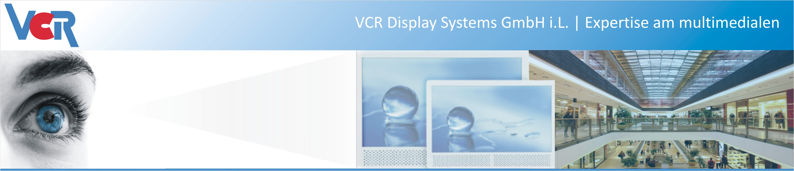 VCR Display Systems GmbH i.L. Logo